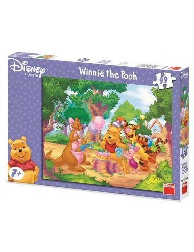 Dino παζλ Winnie Birthday 99 κομμάτια