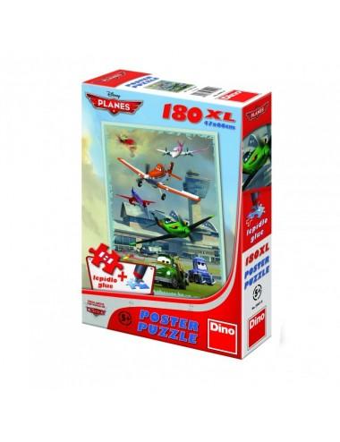 Dino παζλ Planes 180XL