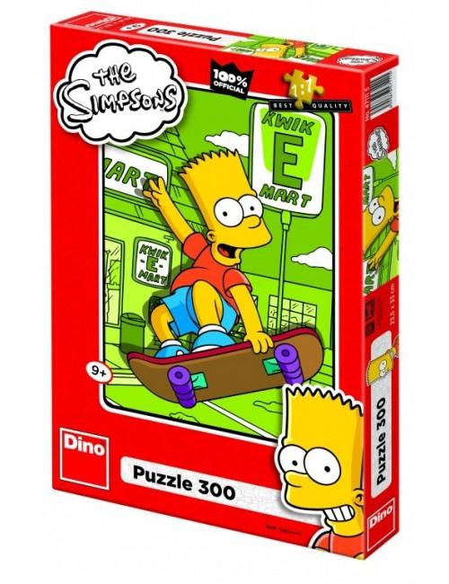 Dino παζλ Simpson Skate 300 κομμάτια