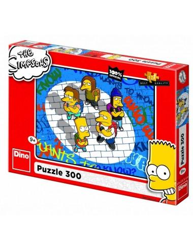 Dino παζλ Simpson 300 κομμάτια