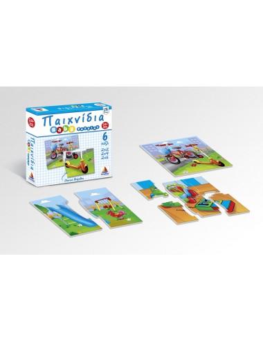 Δεσύλλας Puzzle Παιχνίδια 100426