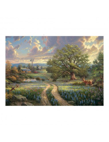 Schmidt Thomas Kinkade Country Living 1000pcs (58461)