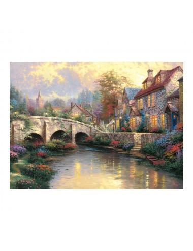 Schmidt Kinkade: Πέτρινο Γεφυράκι 1000pcs (57466)
