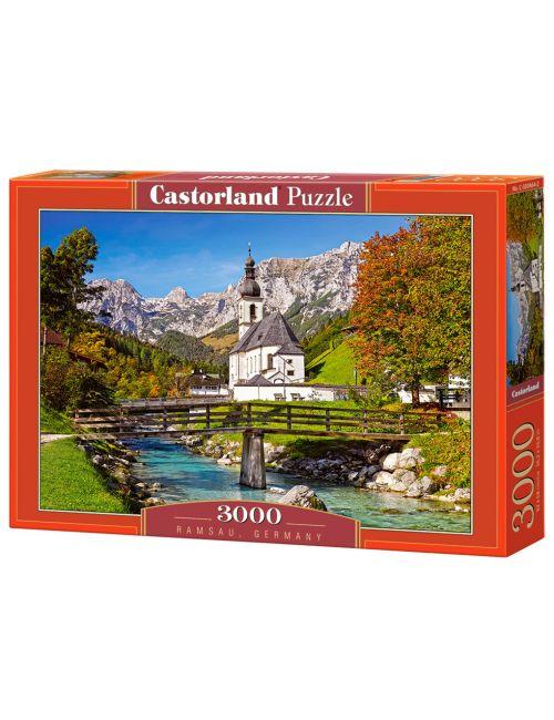 Castorland RAMSAU, GERMANY 3000 ΚΟΜΜΑΤΙΑ C-300464