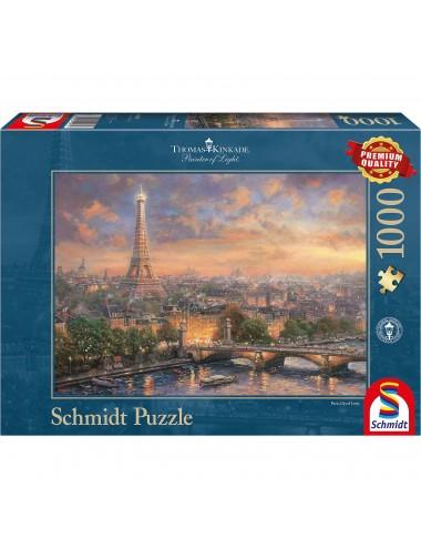 Schmidt Παρίσι 1000pcs (59470)