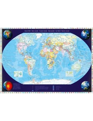 Schmidt Standard - Η Γη μας  2000pcs (57041)