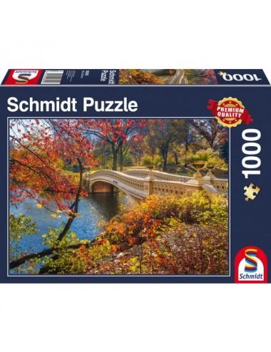 Schmidt Βόλτα στο Central Park 1000pcs (58305)