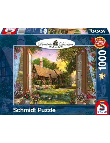 Schmidt 59591 Davinson - Θέα της αγροικίας 1000pcs