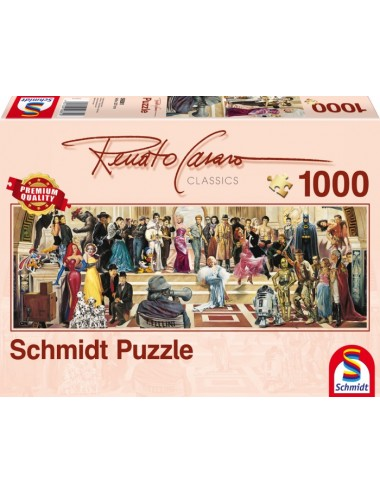 Schmidt 59381 Casaro - 100 χρόνια φιλμ 1000pcs