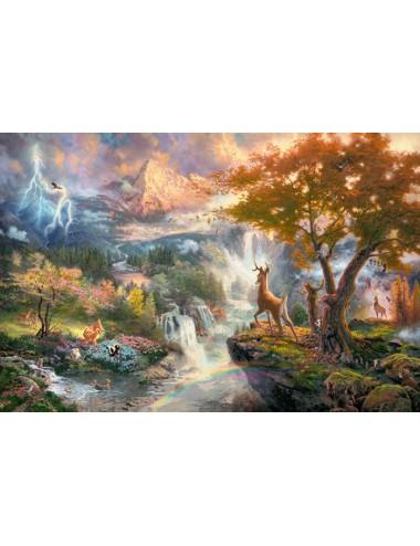 Schmidt 59486 Kinkade Disney - Bambi 1000pcs