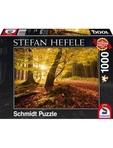 Schmidt 59384 Hefele - Μαγεία του φθινοπώρου 1000pcs