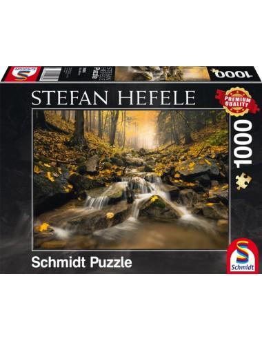 Schmidt 59385 Hefele - Φανταστικό ρυάκι 1000pcs