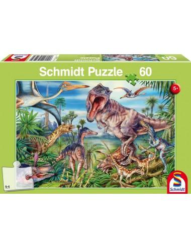 Schmidt 56193 Standard - Δεινόσαυροι60 pcs