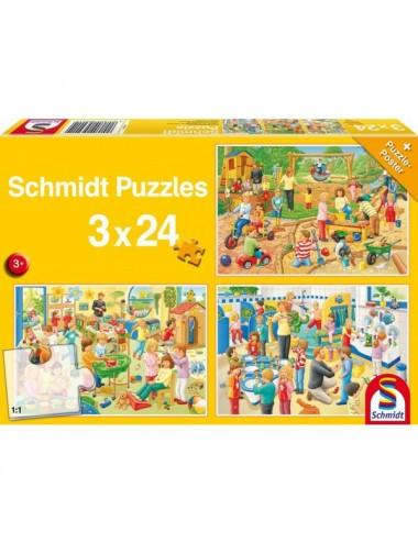 Schmidt   56201 Standard - Νηπιαγωγείο 3x24pcs