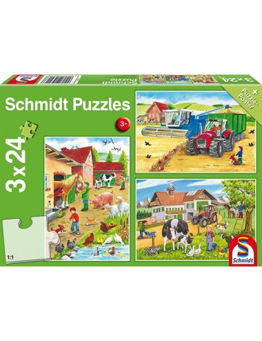 Schmidt   56216 Standard - Φάρμα 3x24pcs