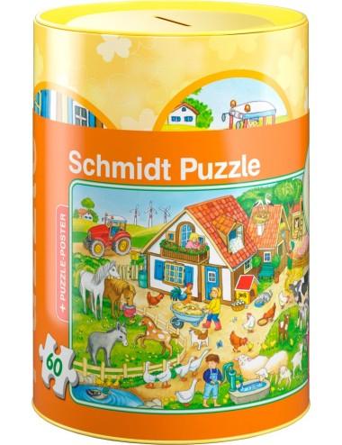 Schmidt 56917 Standard - Αγρόκτημα (60 κομ.)