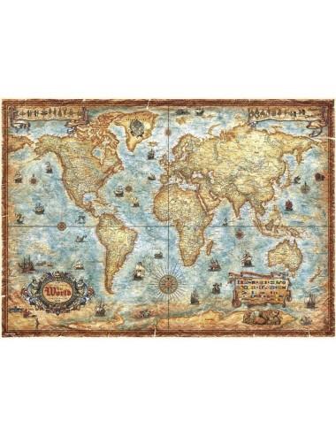 HEYE 29845 World - Παγκόσμιος χάρτης
