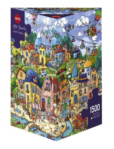 HEYE 29744 Berman - Happytown