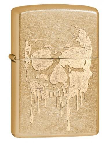 29401 Zippo Grunge Skull...