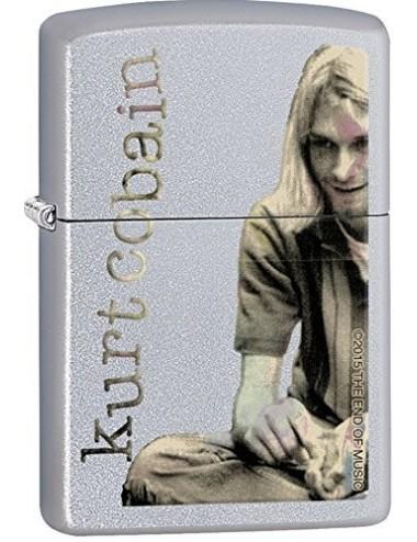 29052 205 Zippo Kurt Cobain...