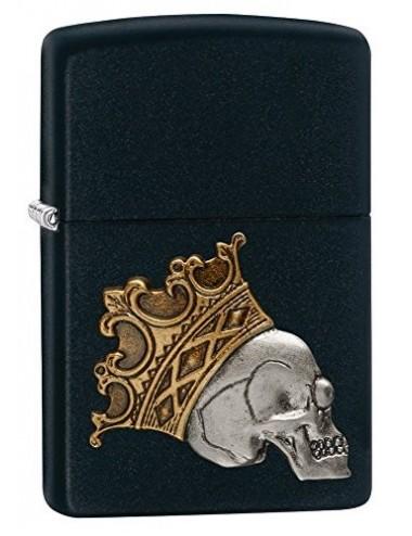 29100 Zippo Skull with...