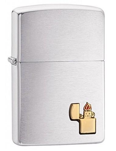 29102 Zippo Gold Emblem...