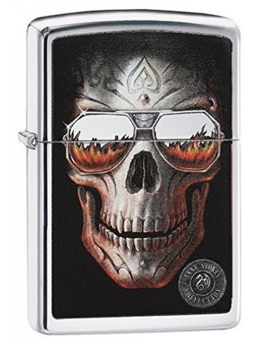 29108 Zippo Skull and Fire...