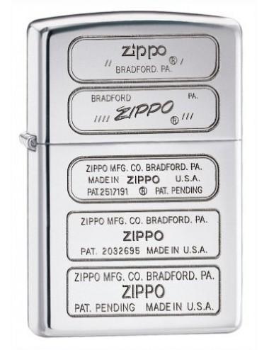 28381 250 Zippo Bottom...