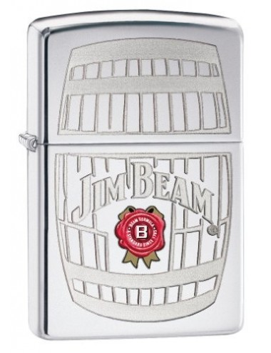 28421K JZippo Jim Beam...