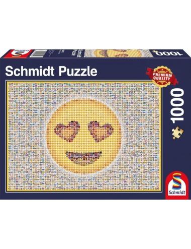 Schmidt Emoticon 1000pcs (58220)