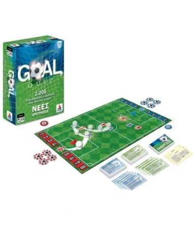 Δεσύλλας Goal Quiz