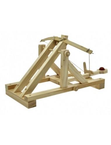Ξύλινες κατασκευές Ρωμαϊκός καταπέλτης