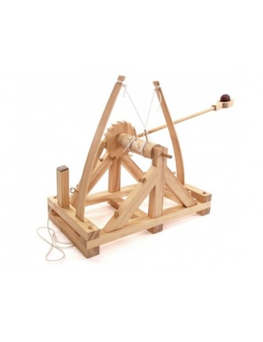 Sabmatt Ξύλινες κατασκευές Da Vinci Καταπέλτης