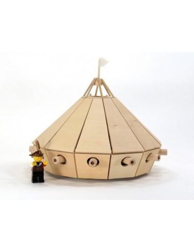Sabmatt Ξύλινες κατασκευές Da Vinci Tank