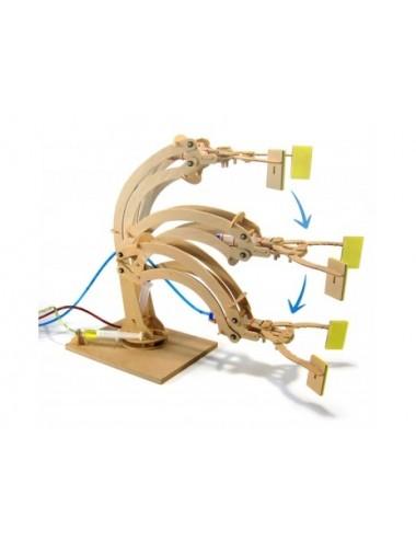 Sabmatt Ξύλινες κατασκευές Da Vinci Arm
