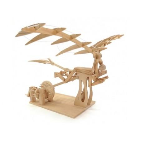 Sabmatt Ξύλινες κατασκευές Da Vinci Ornithopter