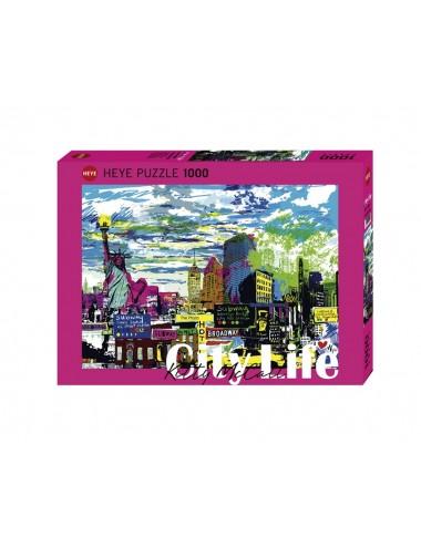 Heye City Life: I Love New York! 1000pcs
