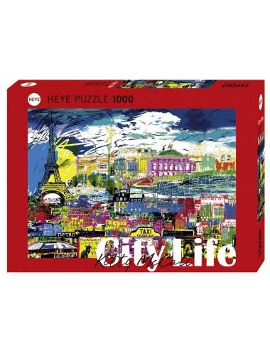 Heye City Life: I love Paris 1000pcs (29741)