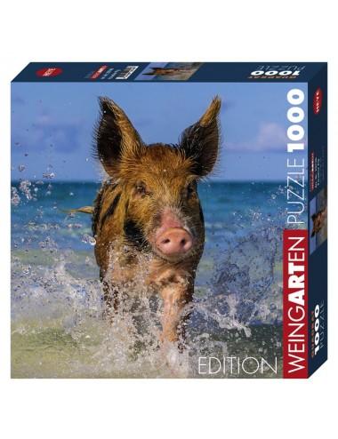 Heye Paradise Pig 1000pcs (29746)