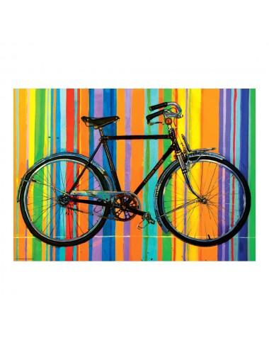Heye Bike Art: Ξενάγηση στο Ροζ 1000pcs