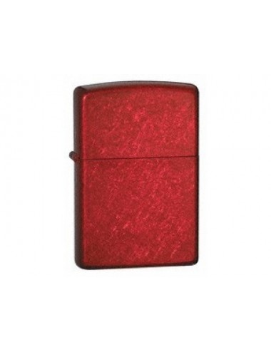 Zippo 21063 Reg Candy Apple Red MT LT