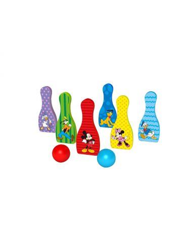 Tooky Toys  ΞΥΛΙΝΕΣ ΚΟΡΥΝΕΣ ΜΠΟΟΥΛΙΝΓΚ DISNEY DTY044