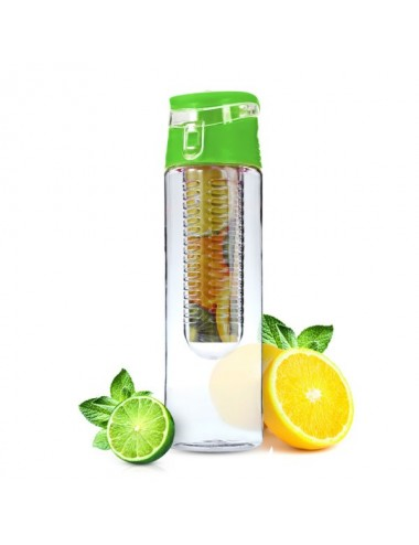 GOWIRELESS Μπουκάλι 800ml με αποσπώμενο φίλτρο για φρούτα C03G0150162