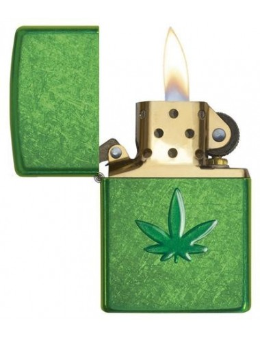 Zippo Stamped Leaf 29662