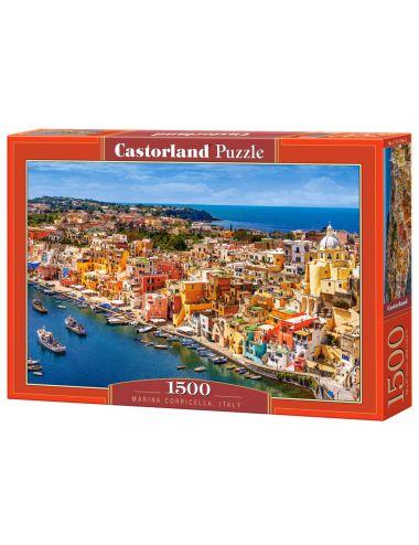 Castorland MARINA CORRICELLA, ITALY 1500 ΚΟΜΜΑΤΙΑ C-151769