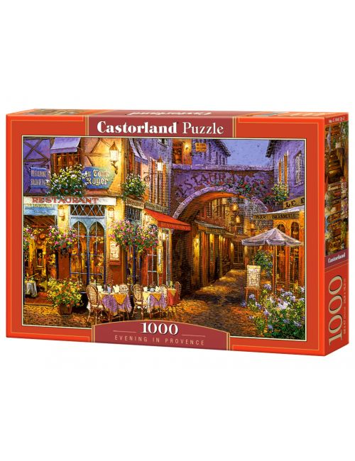 Castorland EVENING IN PROVENCE 1000 ΚΟΜΜΑΤΙΑ C-104123