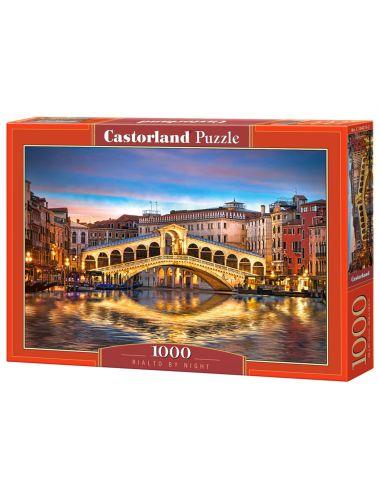 Περισσότερα σχετικά με Castorland Rialto by Night 1000 ΚΟΜΜΑΤΙΑ C-104215