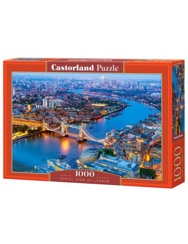 Castorland AERIAL VIEW OF LONDON 1000 ΚΟΜΜΑΤΙΑ C-104291