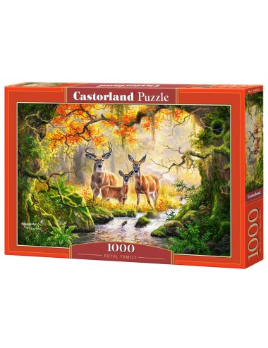 Castorland ROYAL FAMILY 1000 ΚΟΜΜΑΤΙΑ C-104253
