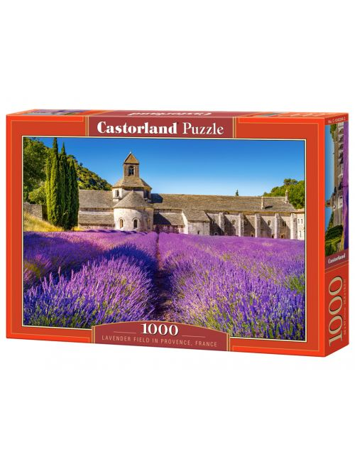 Castorland LAVENDER FIELD IN PROVENCE, FRANCE 1000 ΚΟΜΜΑΤΙΑ C-104284